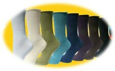 Maggie's Organics Classic Crew Socks Tri-Packs 98% Organic Cotton Color Variety