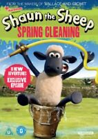 Nuovo Shaun The Sheep - Molla Pulizia DVD (OPTD2711)
