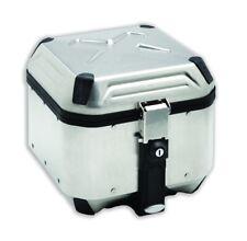 DUCATI Aluminium Topcase Koffer hinten silber Lugage SCRAMBLER NEU !!