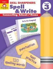 Skill Sharpeners Spell & Write Grade 3