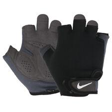 Nike Men's Essential Light-Weight Training Gloves Half Finger Fitness GYM Black