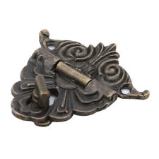 Antique Metal Zinc Alloy Buckle Lock Clasp For Wooden Jewelry Box Lock G