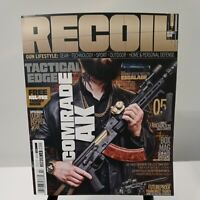 RECOIL MAGAZINE, JULY 2019 ISSUE, 43 FREE FULLSIZE TARGET INSIDE NEW NO LABEL