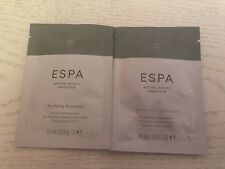 4 ESPA Hair Care Sets (10ml each)