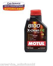 OLIO MOTORE MOTUL 8100 X-CLEAN FE SAE 5W30 ACEA C2/C3 API SERVICES SN / CF 1LT