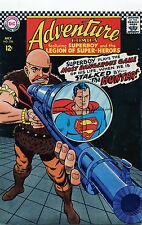 DC ADVENTURE 7 COMICS Silver age:298,350,351,355,358,297,334 LEGION OF HEROES
