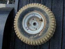 #28 Sears Craftsman Riding Lawn Mower Rear Tire Wheel 18 x 8.50 - 8