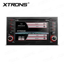 GPS Autoradio CD DVD NAVI für Audi A4 S4 RS4 8E 8H B6 B7 Seat Exeo USB Bluetooth