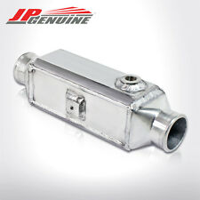"""13.75"""" x 4.75"""" x 4.25"""" TURBO FRONT MOUNT WATER-TO-AIR INTERCOOLER  - UNIVERSAL"""