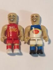 AFL Micro Figures - Gary Ablett Common & Rare Clash Jumper Variations