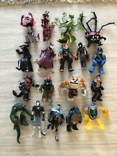 Teenage Mutant Ninja Turtles TMNT Nickelodeon Lot Figure Loose Playmates Bulk