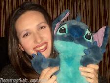 "LILO Stitch Stuffed Animal Plush Toy Authentic Disney STORE 14"" TOY DOG LOVEY!!"