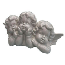 Büste 3 Putten Engel Schutzengel Putte Geburtstag Geschenk Deko Figur