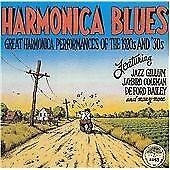 Various Artists - Harmonica Blues [Yazoo] (1991)