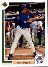 Ken Griffey Jr. Baseball Cards You Pick Choose 1989-1994 Rookies RC Mariners