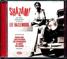 Sealed New Cd Various - Shazam! And Other Instrumentals Written By Lee Hazlewood