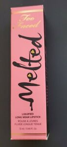 """Too Faced Melted Liquified Long Wear Lipstick """"Melted Frosting"""" New In Box"""