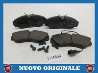 Pills Front Brake Pads Pad Original For FIAT Ducato