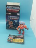Man At Arms The Loyal Subjects Masters of the Universe vinyl action figure MOTU