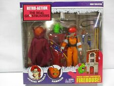 2011 Retro-Action The Real Ghostbusters Janine Melnitz and Samhain Lot 2