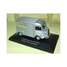 CITROEN TYPE HY 1973 FOURGON CONCESSIONNAIRE ELIGOR 1:43 blister