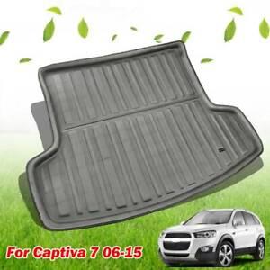 Rear Trunk Cargo Mat Boot Liner Floor Tray Carpet Fit For Holden Captiva 7 06-17