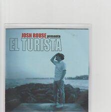 Josh Rouse- El Turista UK promo cd album