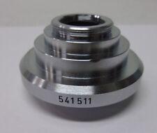 Genuine Leica Microscope C Mount Dovetail Adapter 541511 Hc 05 X 12