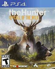 Hunter: Call of the Wild (Sony PlayStation 4, 2017) BRAND NEW