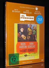 BLU-RAY WESTERN LEGENDEN 16 - EL PERDIDO - ROCK HUDSON + KIRK DOUGLAS ** NEU **