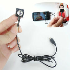 720P HD spy camera screws mini camera hidden video DVR for type-c Android phone