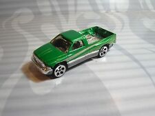Hot Wheels Loose = Dodge Ram 1500 = Green 5 Punto