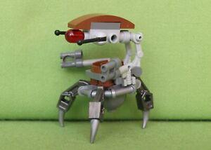 Lego Star Wars Figur Droidika Kampf Droid Destroyer  75000 75045