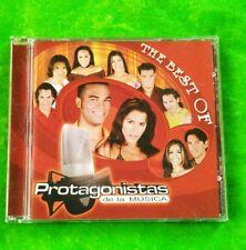 Protagonistas de la Musica, Vol. 2 by Various Artists (CD, Mar-2003, Sony Music