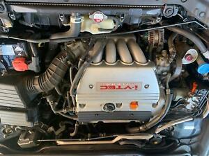 HONDA ACCORD TRANS/GEARBOX AUTO, 2.4, 7TH GEN, CL/EURO (VIN JHMCL), 06/03-03/08