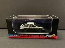Kyosho Toyota Sprinter Trueno AE86 Initial D Movie Series 1/64