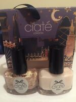 Ciate' Nail Polish,paint pot duo to go in gift-box Amazing price of £3.99