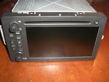 2003-2009 GM Cadillac GMC Chevy Navigation GPS CD Player Radio NON-LUX 15800000