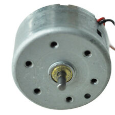 1700-7300RPM 1.5-6.5V High Torque Cylinder Electric Mini DC Motor LW
