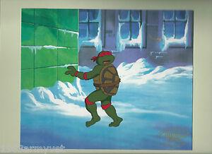 TEENAGE MUTANT NINJA TURTLES Rare Original Production Animation Cel YOUR CHOICE