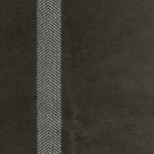 Wigmore Stripe Charcoal By Andrew Martin - Clarendon Collection - 3 Metre Piece