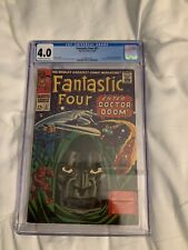 fantastic four 57 CGC 4.0