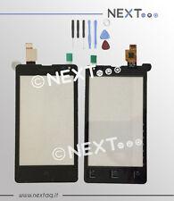 Touch screen per schermo display microsoft Lumia 435 - 532  + kit riparazione