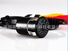 New 8 LED Infrared Car Backup Rear View Reverse Parking Night Vision HD Camera