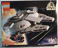 LEGO STAR WARS 7190 MILLENNIUM FALCON RETIRED SEALED NICE