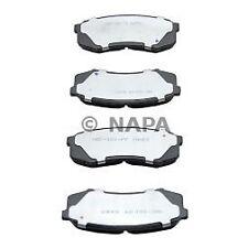 Disc Brake Pad Set Rear NAPA/ADAPTIVE ONE BRK PADS-ADO AD7487