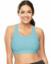 Champion Plus-Size Sports Bra Mesh-Vented Compression Vapor Moderate Support