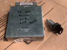Ford Explorer 1998 ECU ECM Engine Computer OEM | F87F-12A650-AXB Key Cylinder