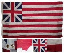 3x5 Embroidered Sewn UK Grand Union 300D Nylon Flag 3'x5'