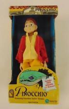 Carlo Collod's Pinocchio Boy Doll figure Jonathan Taylor Thomas Equity Toys